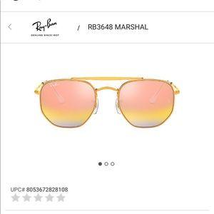 Ray Ban 3648 Marshal Sunglasses
